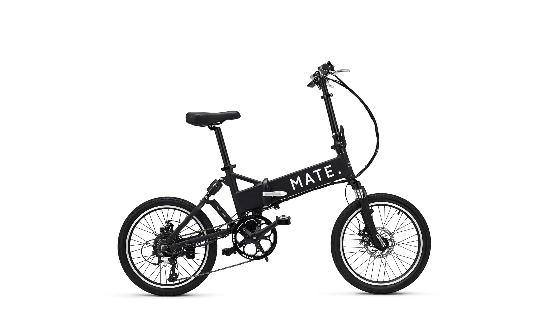 MATE. BIKE、街乗り特化型新作e-BIKE発売
