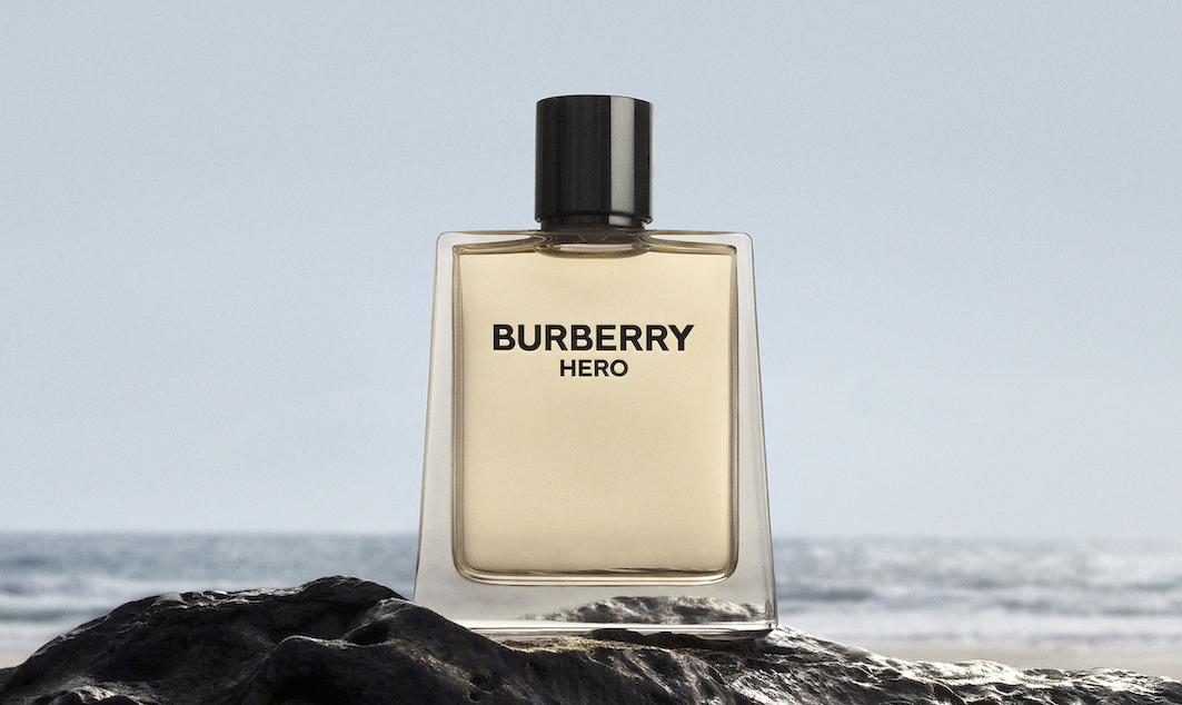 BURBERRY新作メンズフレグランス発売