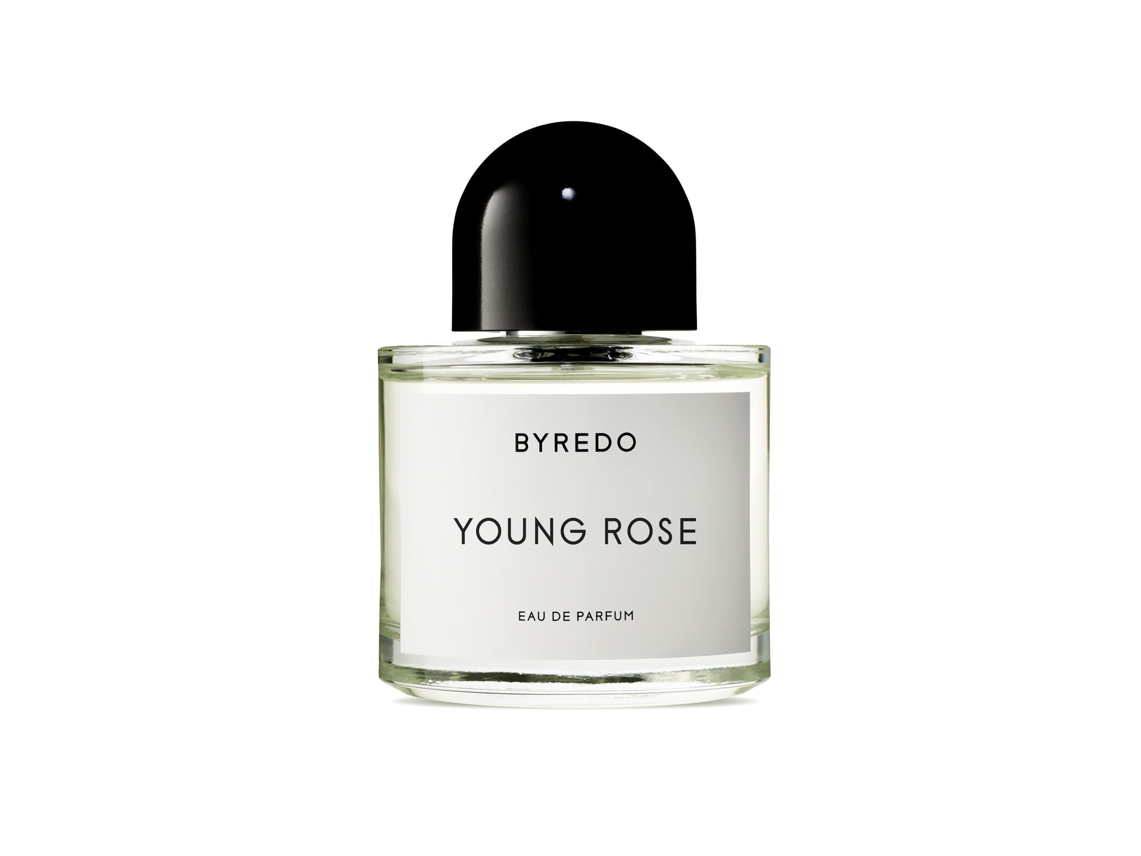 BYREDO 若者へ向けた新作オードパルファン「Young Rose」発売
