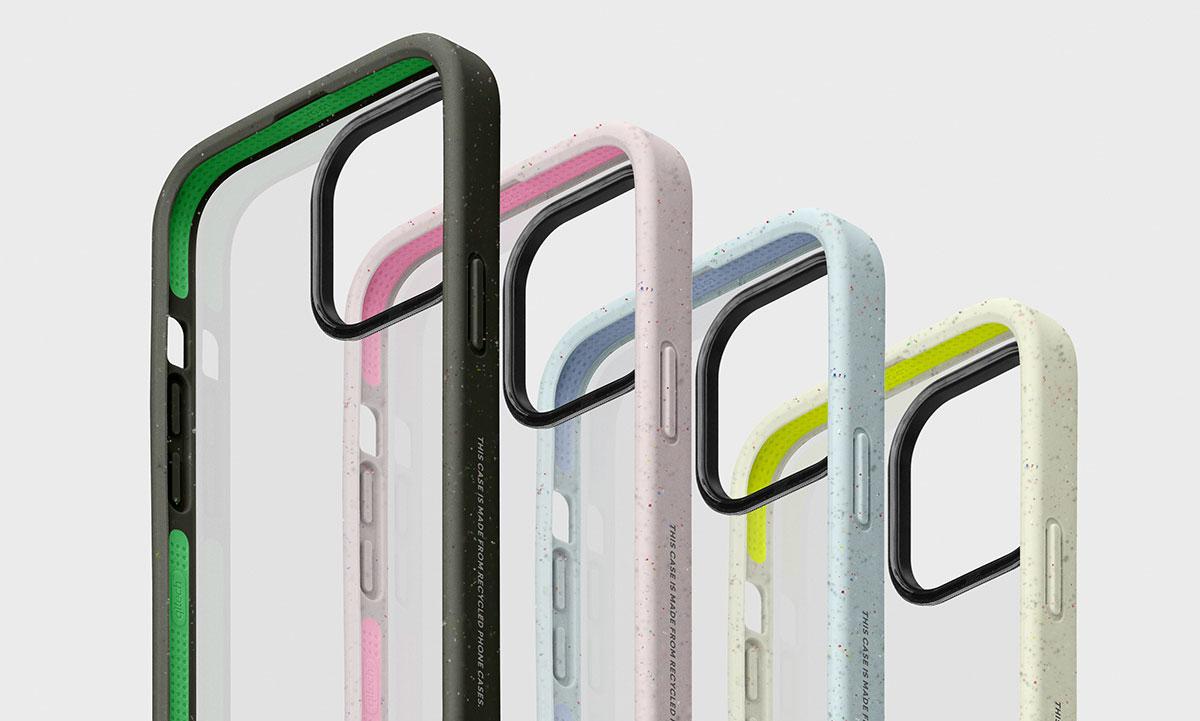CASETiFY、サステナブルなiPhone13シリーズ対応コレクション発売