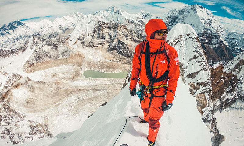 8,000メートル級の登山にも対応 THE NORTH FACE新作コレクション発売
