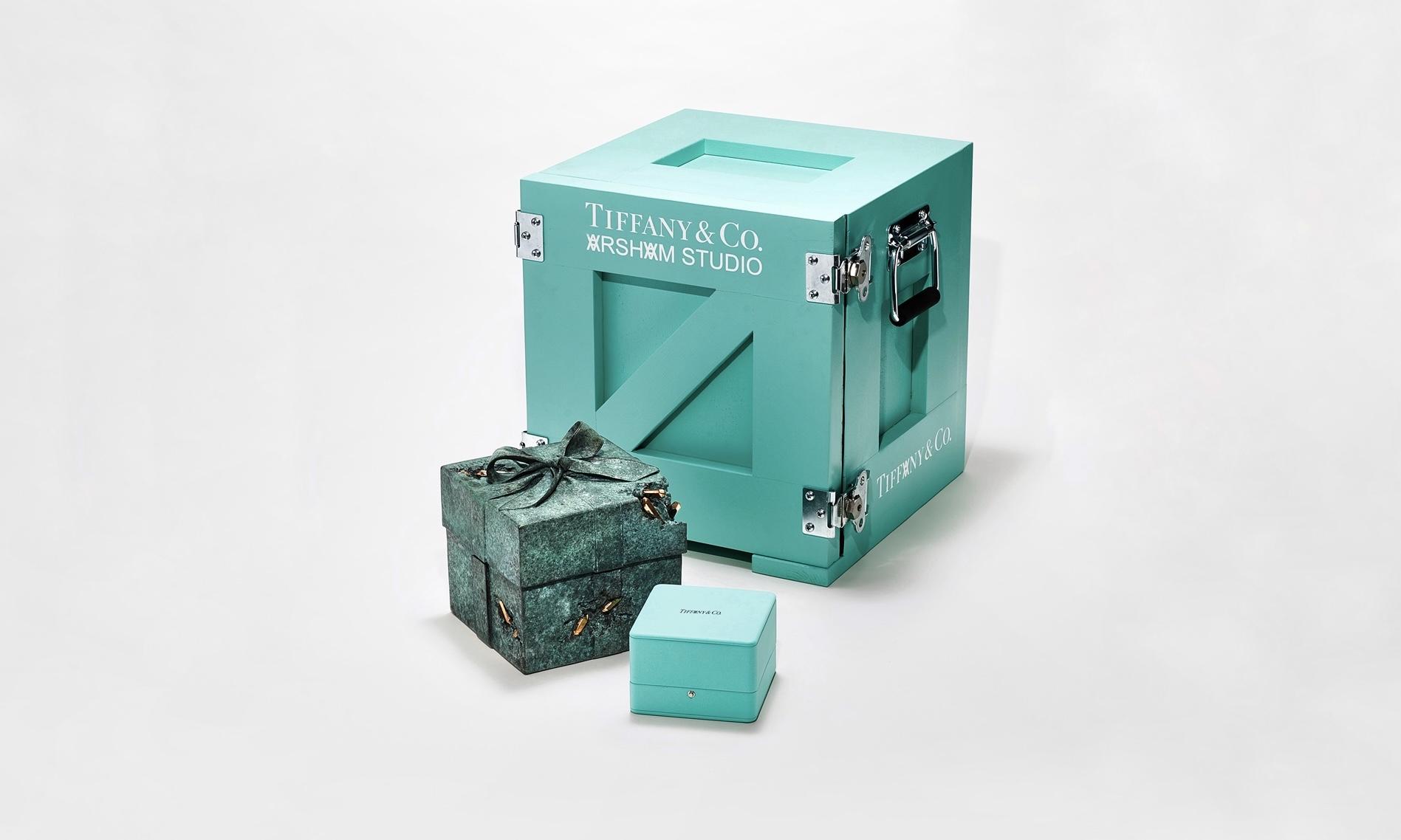 Tiffany&Co. ダニエル・アーシャムの最新作でコラボ