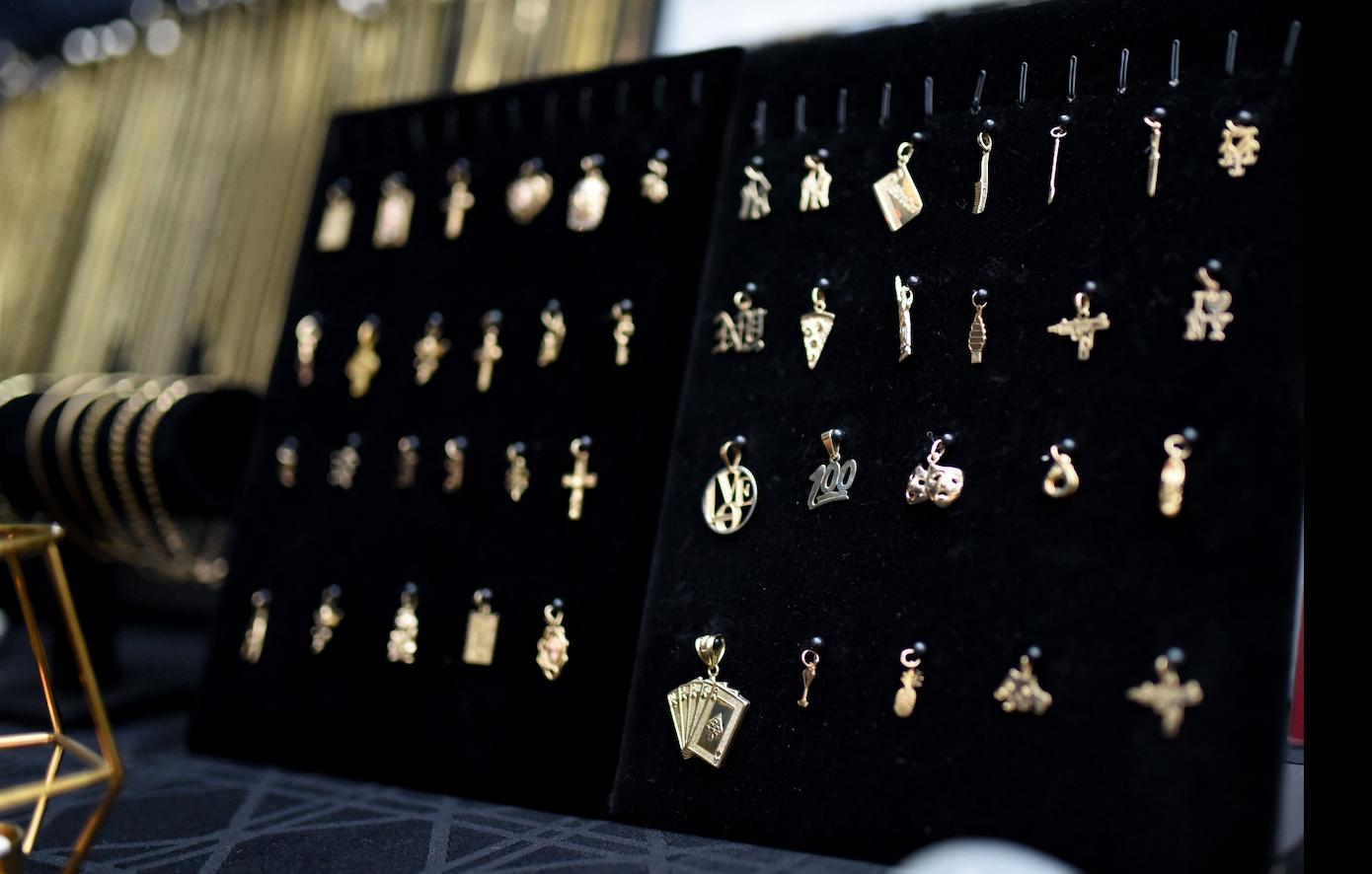 Believer Jewelryポップアップ、MAGIC STICKで開催 STUDIO33による刺繍ワークショップも