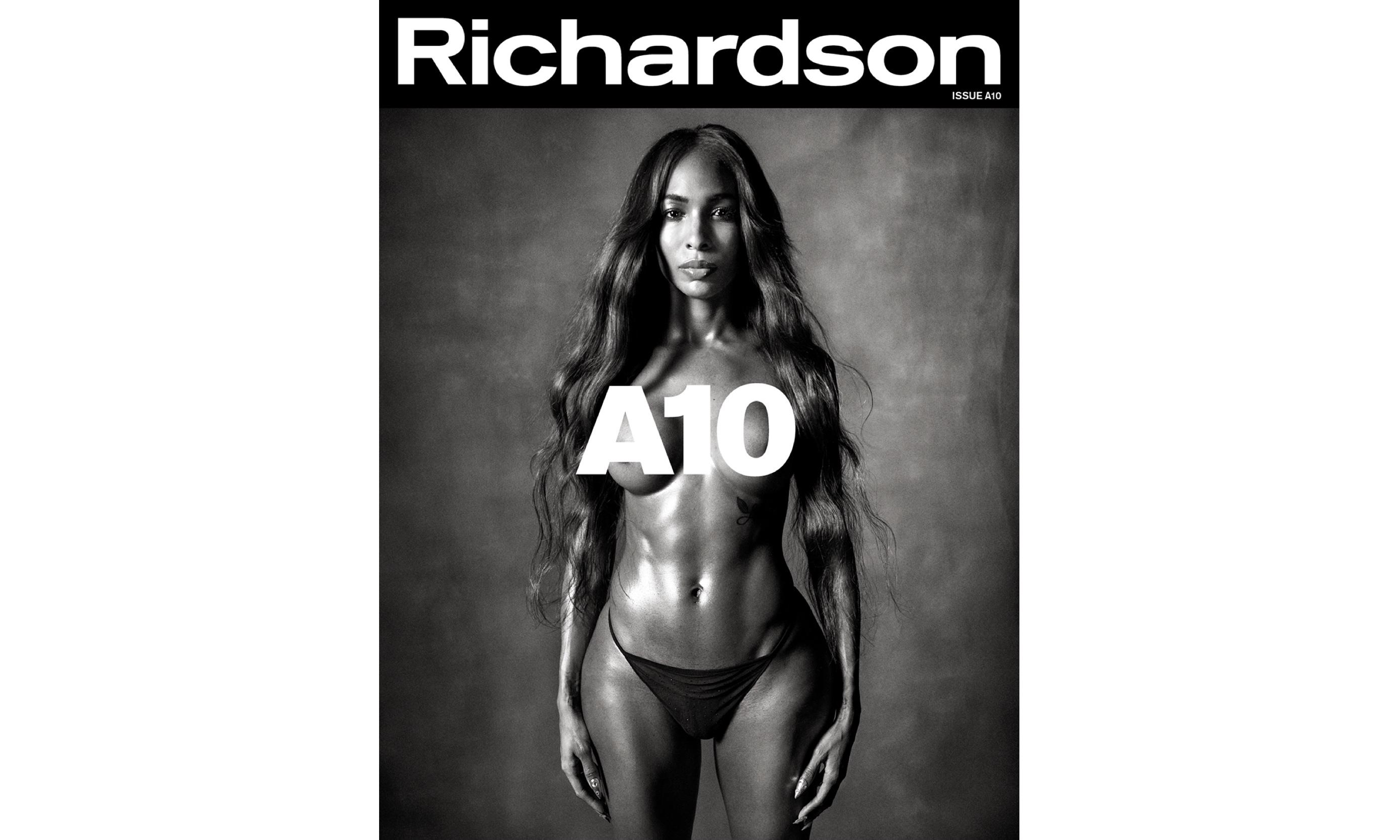 待望のRichardson Magazine10号目発売 記念コレクションも