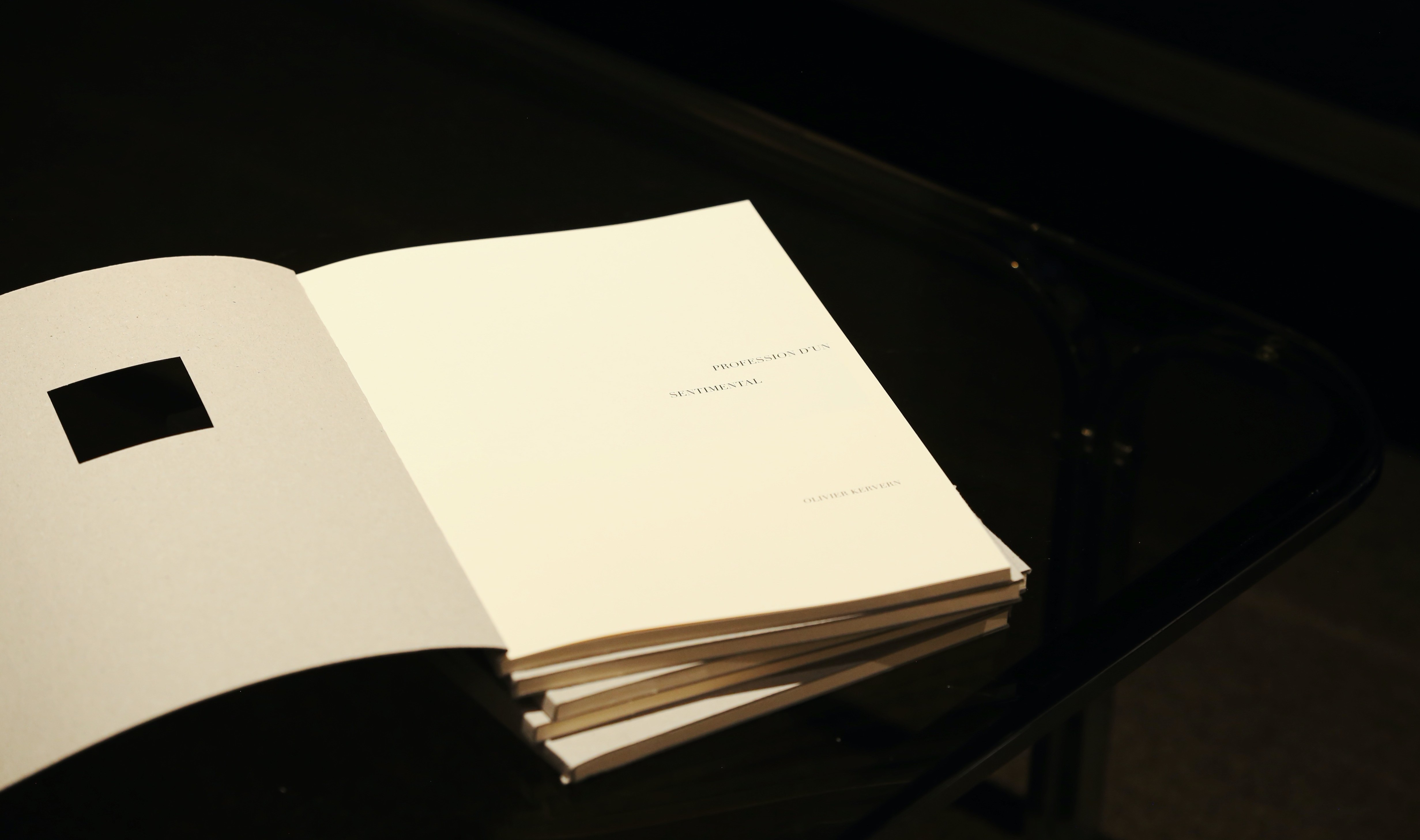 JIL SANDERとの作品で知られるオリヴィエ・ケルヴェンヌが写真展