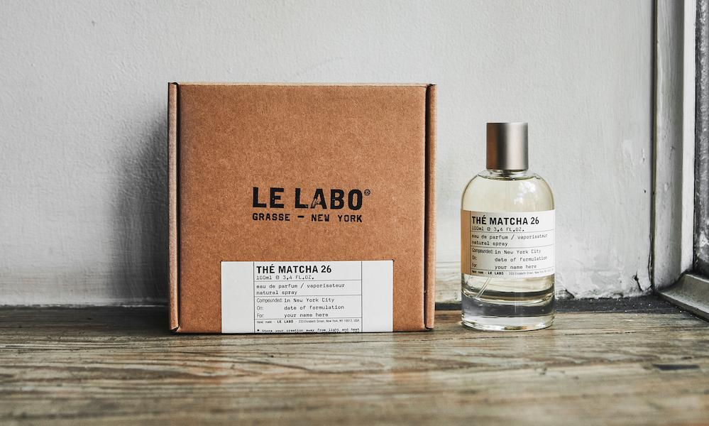 LE LABO新作「THÉ MATCHA 26」発売