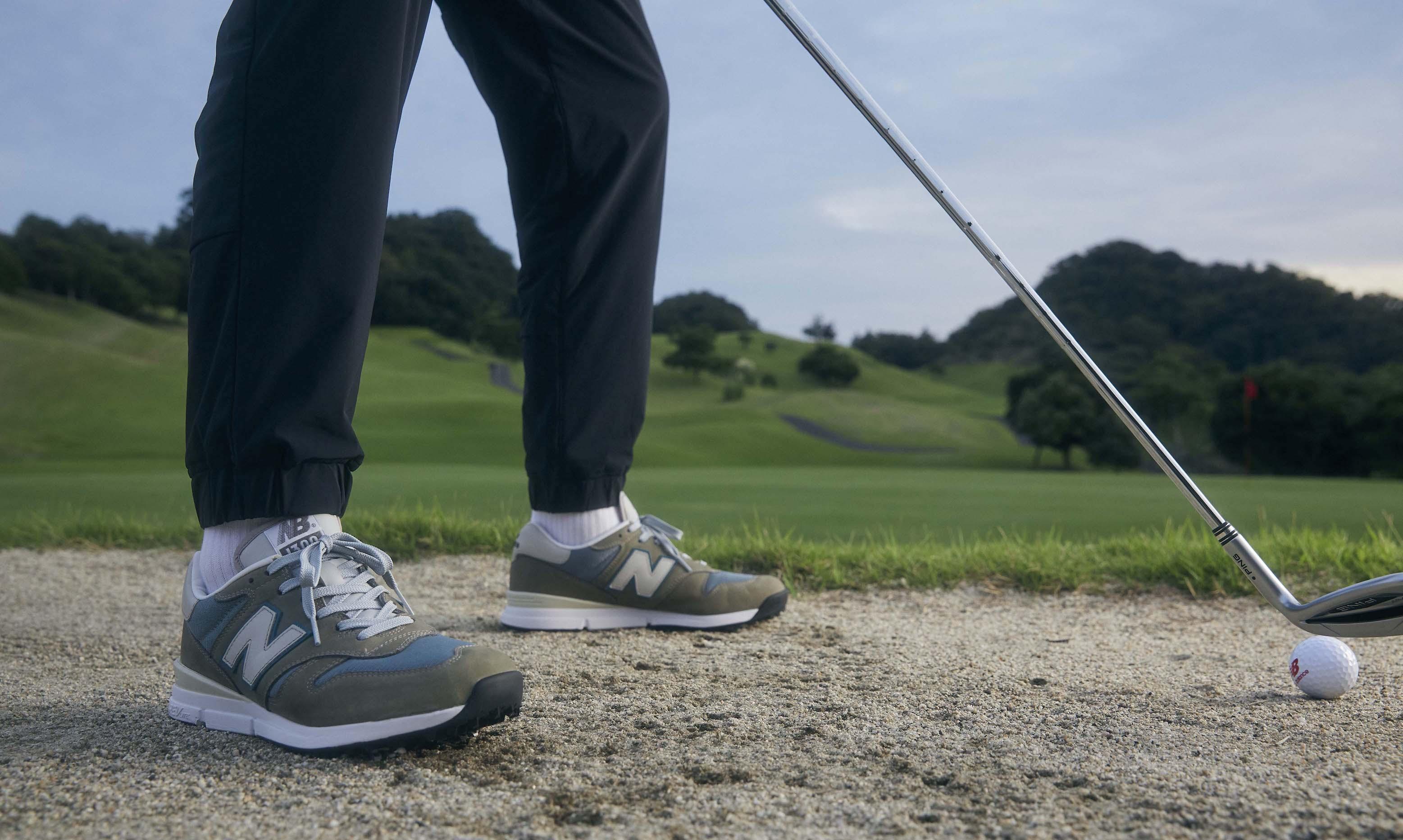 New Balance 1300からゴルフシューズモデル限定発売